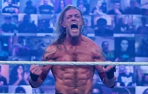 Edge Major WWE 'Hiatus' Rumor Leaks