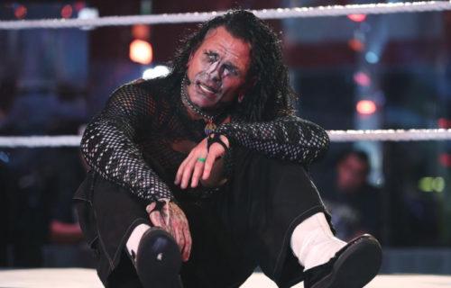 Jeff Hardy & WWE Diva Bombshell Leaks