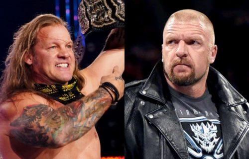 Chris Jericho Rips Triple H 'Epic Fail' In WWE