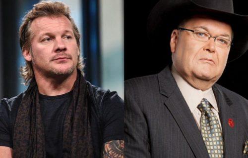 Jim Ross Hits Back After Chris Jericho Tweet