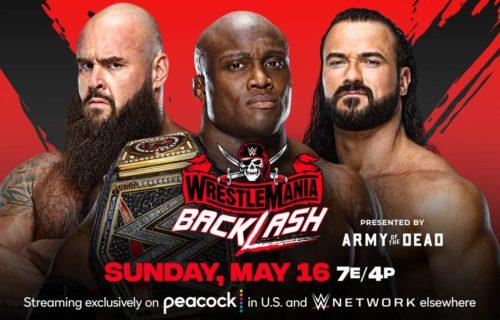 Drew McIntyre Leaks WWE Backlash Winner?