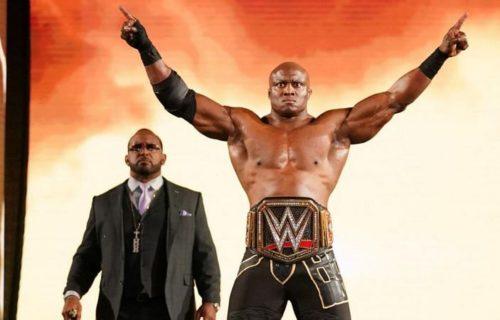 Bobby Lashley 'Set To Lose' WWE Title?