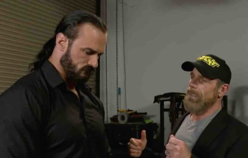 Shawn Michaels 'Replaced' Drew McIntyre At PPV?
