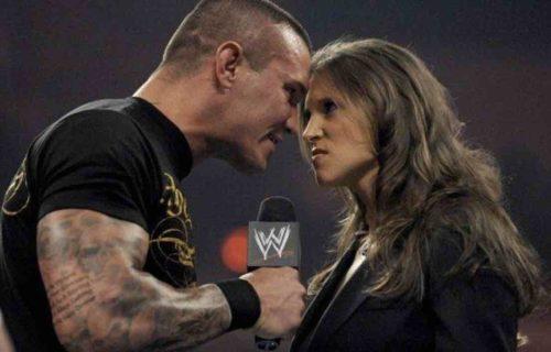 Stephanie McMahon 'Punished' Randy Orton At Raw