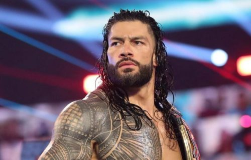 Roman Reigns 'Told To Cancel' WWE Title Match