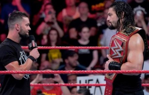 Roman Reigns 'Buries' Finn Balor Title Win?