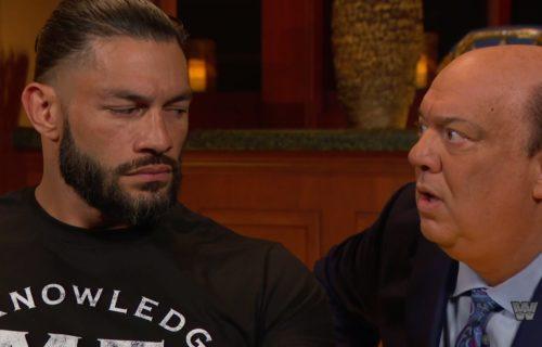 Paul Heyman Makes Surprise WWE NXT Debut