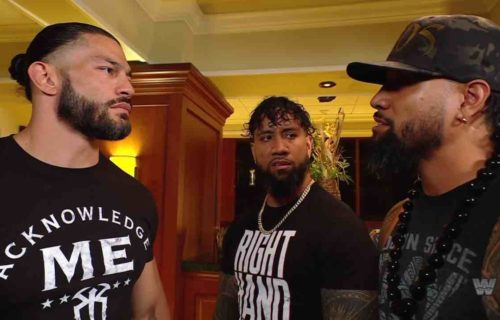 Jimmy Uso 'Removed' From WWE Hell in a Cell?