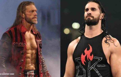 Seth Rollins Drops Edge 'Quitting' Bombshell?