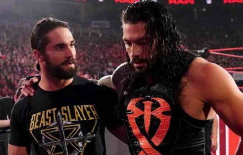 Seth Rollins Drops The Shield Reunion Bombshell