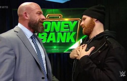 Sami Zayn 'In Huge Trouble' With Triple H?