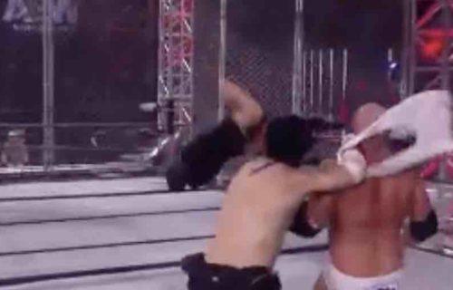 Sammy Guevara Suffers 'Ugly Botch' On AEW
