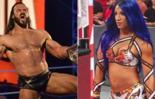 Sasha Banks & Drew McIntyre Surprising Photo Leaks