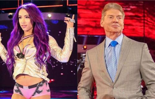 Sasha Banks 'Punished' By WWE For Sad Reason?