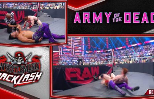 Sheamus 'Emergency' Stops Raw Match Early