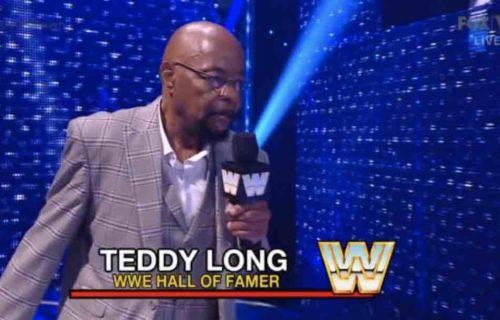 Teddy Long 'Bad' Smackdown News Leaks