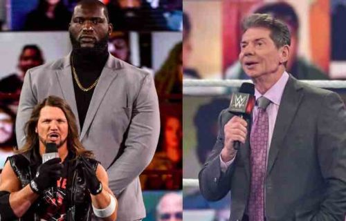 Vince McMahon 'Removed' Omos From Raw?