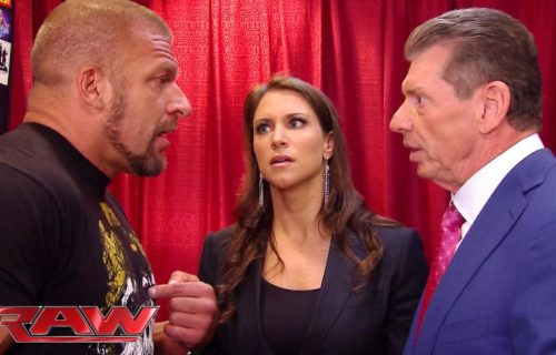 Triple H 'Blocked' From Replacing Vince McMahon