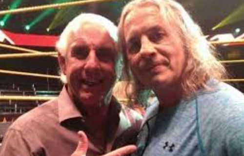 Bret Hart Calls Out 'Flat Out Lie' To Ric Flair