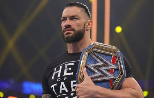 Roman Reigns Losing To Big Name In 2022?