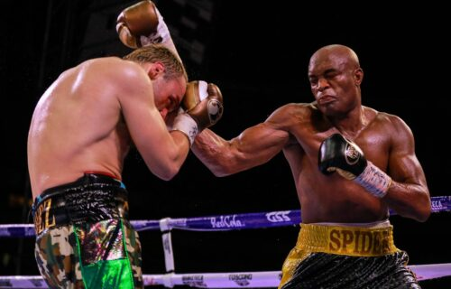 Anderson Silva 'Screwed' By Judge At Chavez Fight?