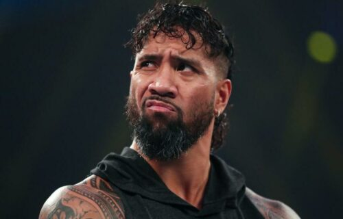 Jey Uso 'Removed' From WWE Smackdown