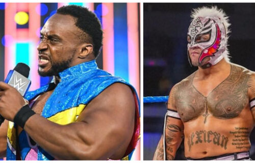Big E 'Is Praying' For Rey Mysterio