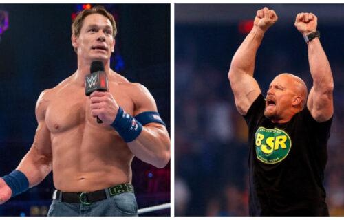Steve Austin 'Replaces' John Cena At WWE Show