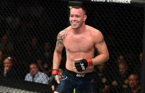 Colby Covington Claims He Got UFC Star's Wife Pregnant
