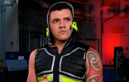 Dominik Mysterio 'Removed' From WWE Smackdown