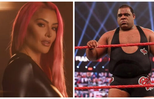 Keith Lee Girlfriend 'Rants' After Eva Marie Match