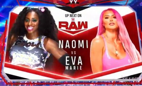 Eva Marie Reason For 'Missing' Raw Match Leaks