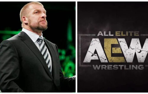 Triple H Calls Out AEW Ratings 'Lie'