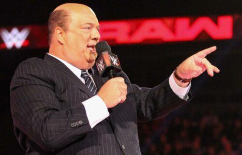 Paul Heyman 'Brings Back' Former WWE Champion?