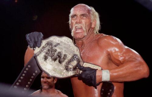 Hulk Hogan Sells WCW Title For Surprising Price