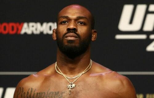 Jon Jones Announces Tragic UFC Death In Video