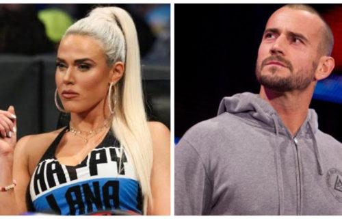 CM Punk Drops Lana WWE Firing Bombshell