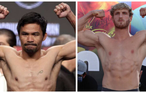 Manny Pacquiao 'Exposes' Logan Paul As Fraud