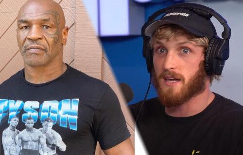 Logan Paul Drops Mike Tyson Fight Bombshell