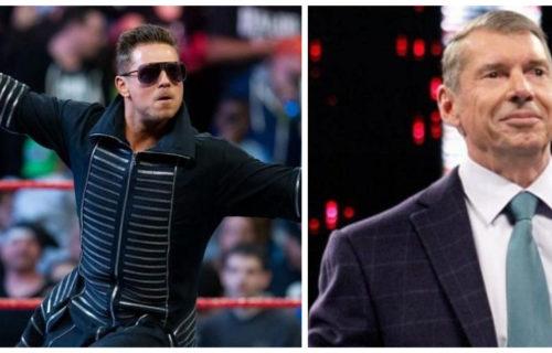The Miz 'Angers' Vince McMahon At Raw