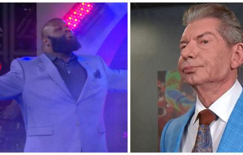 Mark Henry Leaks Vince McMahon AEW Phone Call