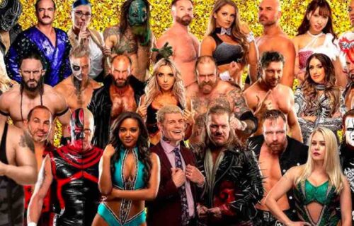 AEW Top Stars Return To WWE For Major Show