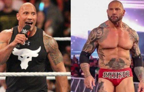 Batista 'Refuses' Major The Rock Offer