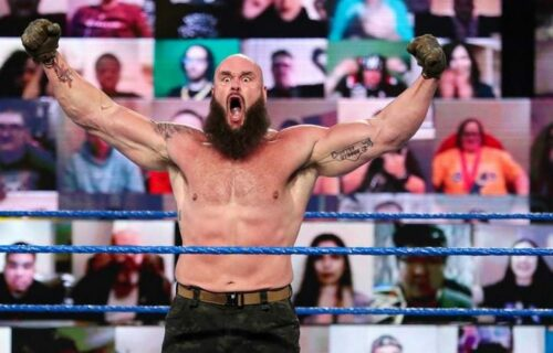 Braun Strowman Meeting With Top Promoter Revealed