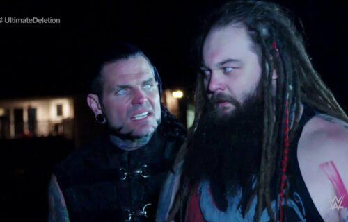 WWE 'Replace' Bray Wyatt With Jeff Hardy?
