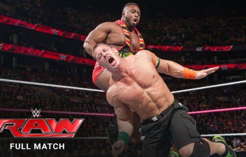 John Cena Sends Bold Message To Big E