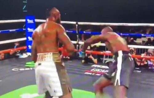 Chad Johnson 'Knocked Out' Like Nate Robinson In Video
