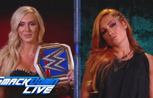 Charlotte Flair Speaks Out On Becky Lynch Feud