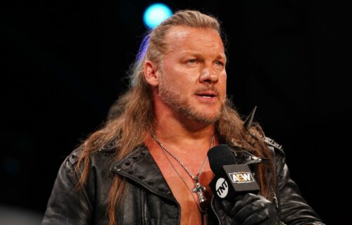 Chris Jericho Removed From AEW Dynamite