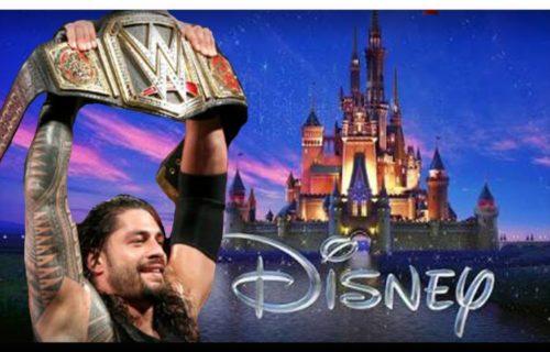 WWE Legend Leaks Disney Sale Rumor